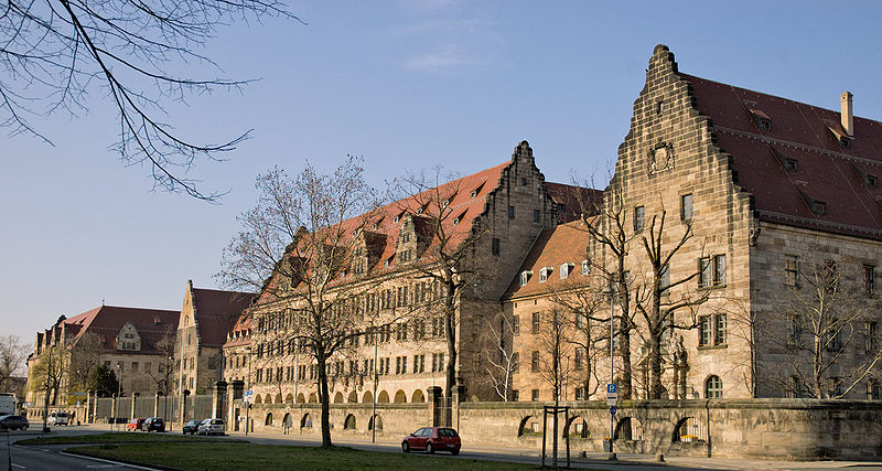 Rechtsanwalt Uwe Willmann Strafrecht im Justizpalast Nürnberg